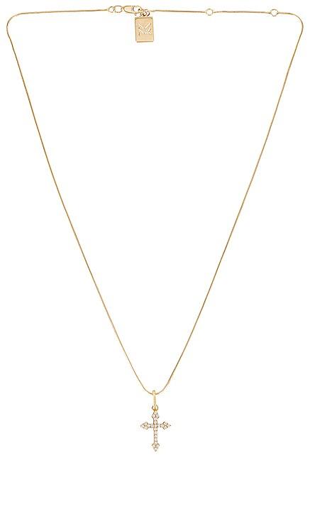 Harmony Charm & Gigi Chain Necklace MIRANDA FRYE $110