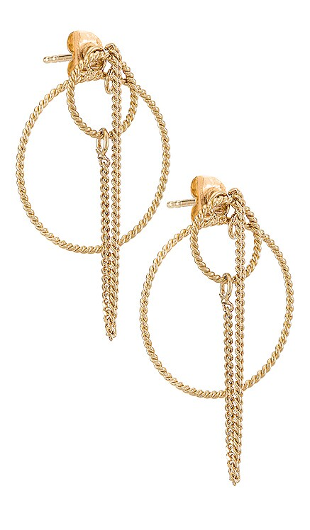 Gia Earrings MIRANDA FRYE $58 BEST SELLER