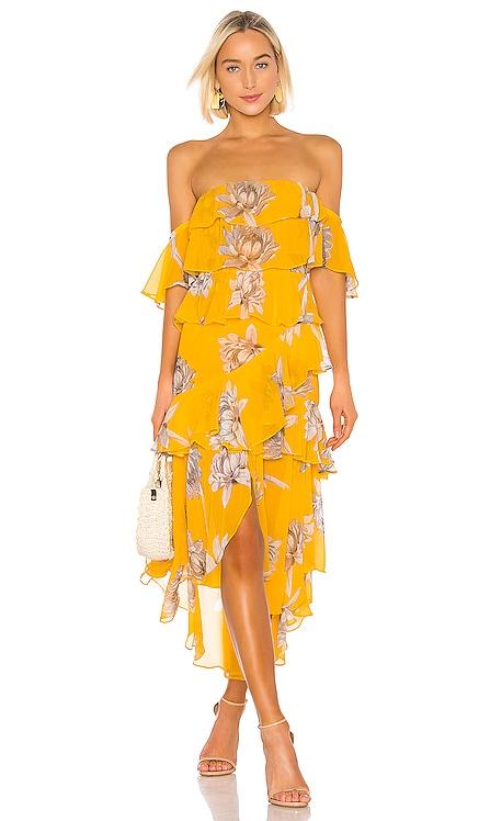 Dalila Dress MISA Los Angeles $348