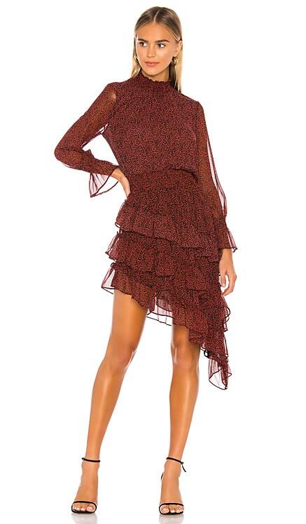 X REVOLVE Savanna Dress MISA Los Angeles $326