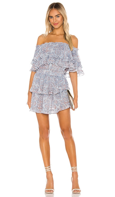 X REVOLVE Kailey Dress MISA Los Angeles $348