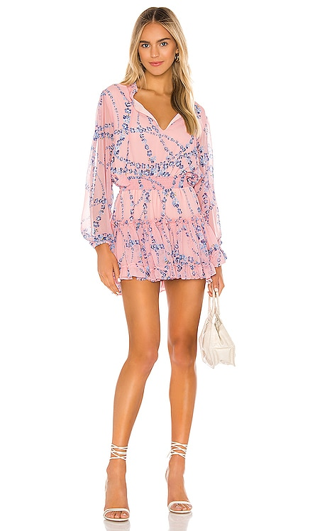 ROBE COURTE LORENA MISA Los Angeles $317 BEST SELLER