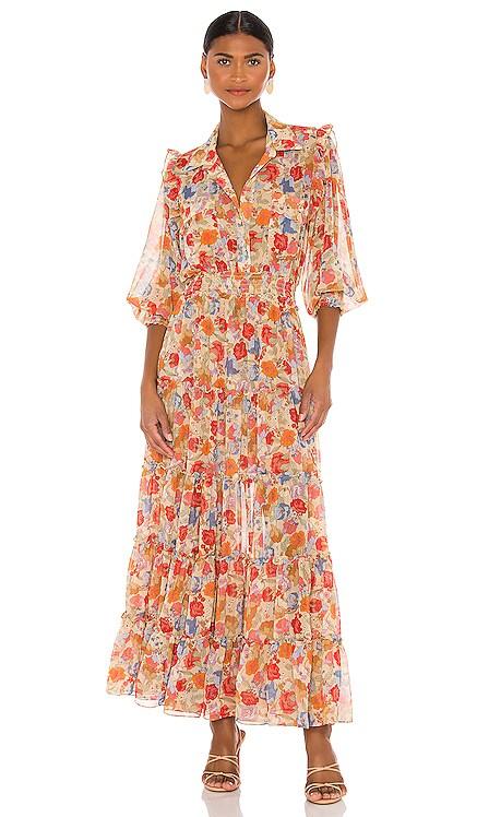 X REVOLVE Aydeniz Dress MISA Los Angeles $392 NEW
