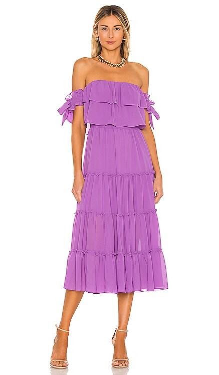 Micaela Dress MISA Los Angeles $295