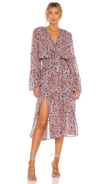 Celeste Dress MISA Los Angeles $365 NEW