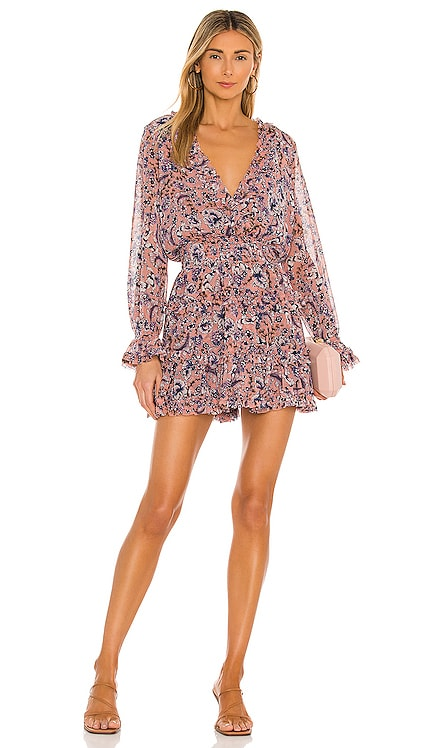 Bridget Dress MISA Los Angeles $358 NEW