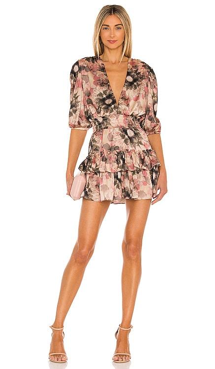 Lilah Dress MISA Los Angeles $345 NEW