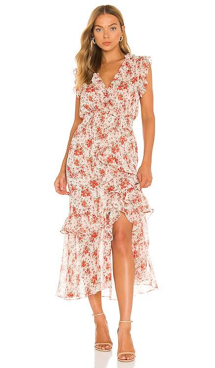Kidada Dress MISA Los Angeles $378 NEW