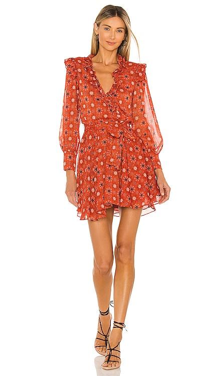 Veruka Dress MISA Los Angeles $365 NEW