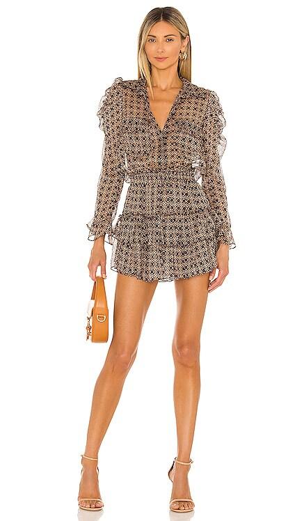 X REVOLVE Annika Dress MISA Los Angeles $356 NEW