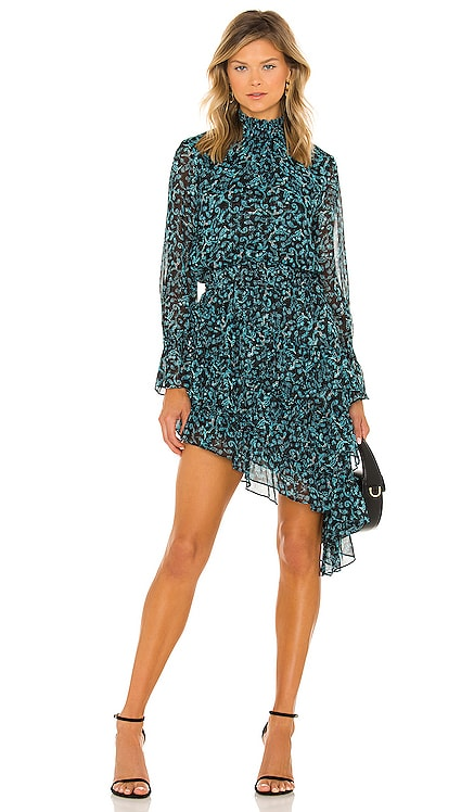 X REVOLVE Savanna Dress MISA Los Angeles $360