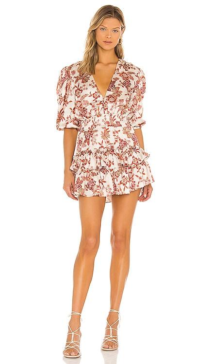 X REVOLVE Lilah Dress MISA Los Angeles $345 BEST SELLER