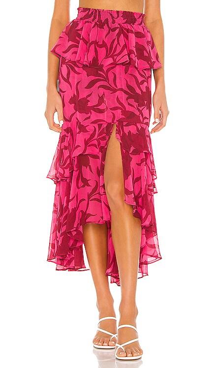 Kalani Skirt MISA Los Angeles $268