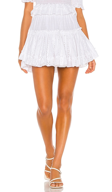 X REVOLVE Marion Skirt MISA Los Angeles $238