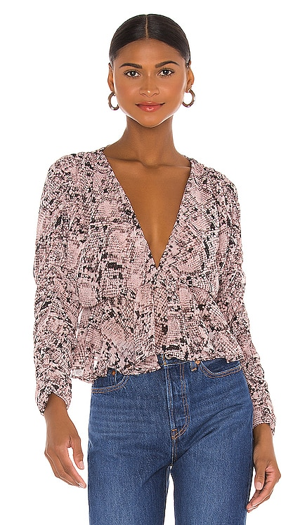 Kesara Top MISA Los Angeles $255 NEW