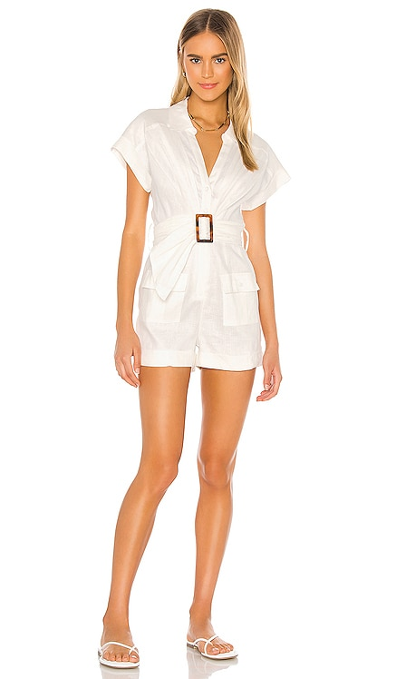 Florentina Playsuit Misha Collection $215 NEW