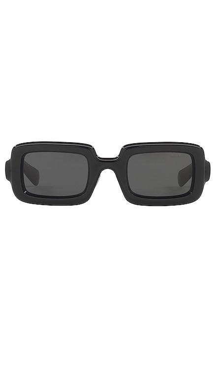 Square Frame Sunglasses Miu Miu $418