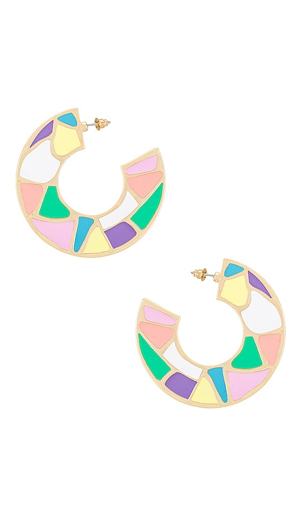Clementine Hoops Maryjane Claverol $49 (FINAL SALE)