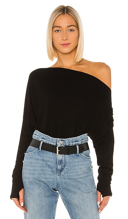Santos Drop Shoulder Sweater Michael Lauren $128 BEST SELLER