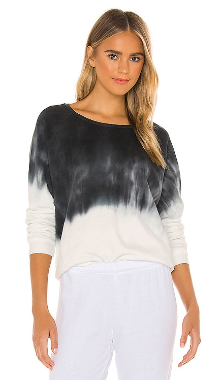 X REVOLVE Phil Vintage Pullover Michael Lauren $136 NEW
