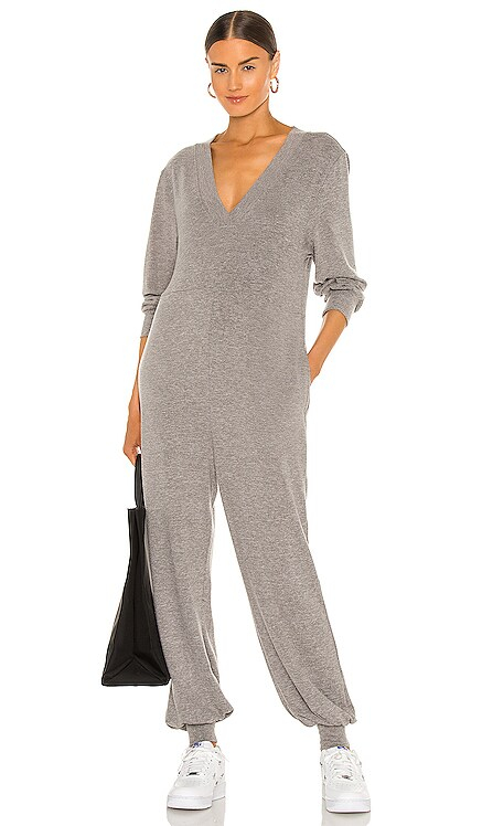 Sweater Knit Lounge Jumpsuit Mina Lisa $96 BEST SELLER