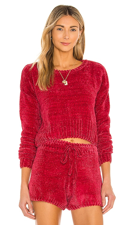 PULL CHENILLE Mina Lisa $20 (SOLDES ULTIMES)