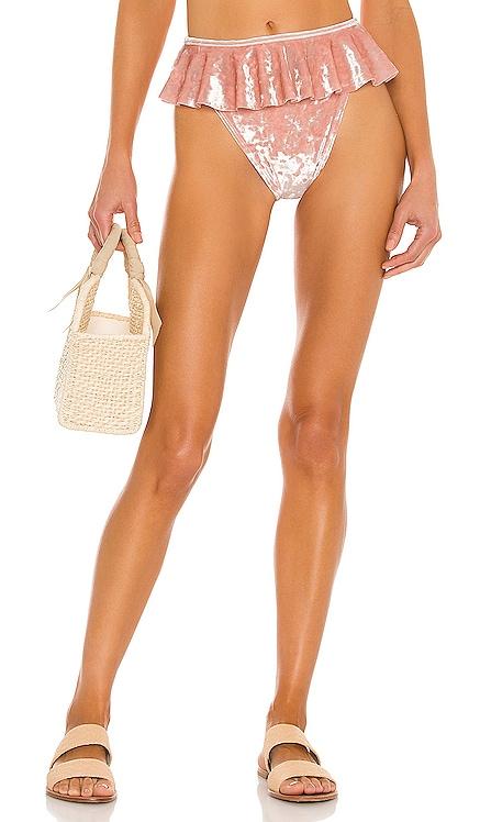 Tamarindo Ruffle Bikini Bottom Montce Swim $102