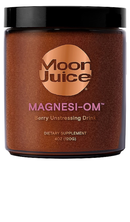Magnesi-Om Berry Unstressing Drink Moon Juice $42
