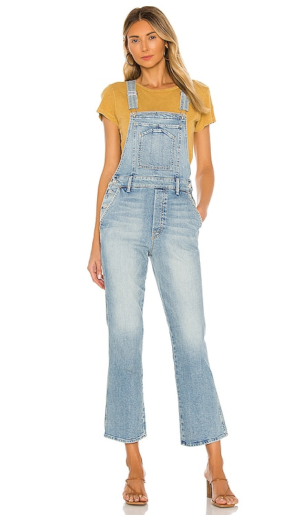The Tripper Overall Ankle MOTHER $325 MÁS VENDIDO