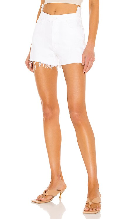 The Dazzler Shift Fray Short MOTHER $178 NEW