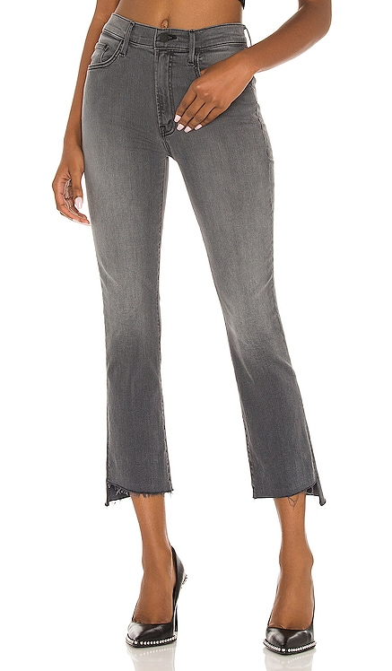 The Insider Crop Step Fray Jean in Dancing MOTHER $228