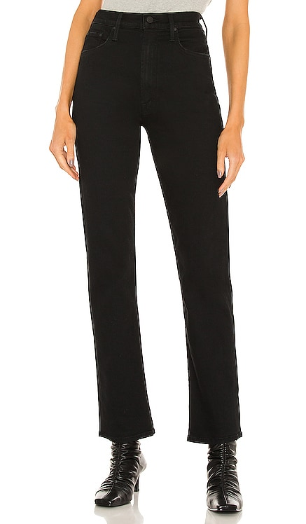 The High Waisted Rider Skimp Jean MOTHER $198 NUEVO