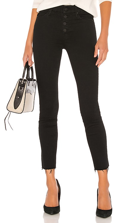The Pixie Ankle Fray MOTHER $228 BEST SELLER