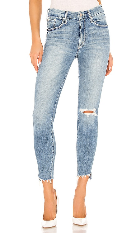 The Looker Ankle Step Fray MOTHER $228