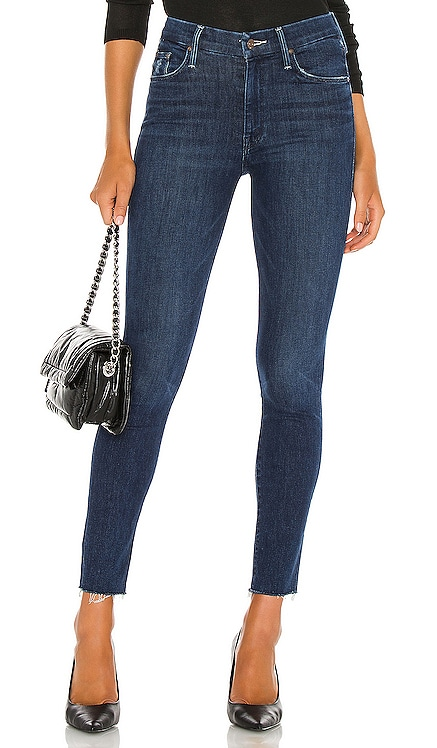 The Looker Ankle Fray MOTHER $228