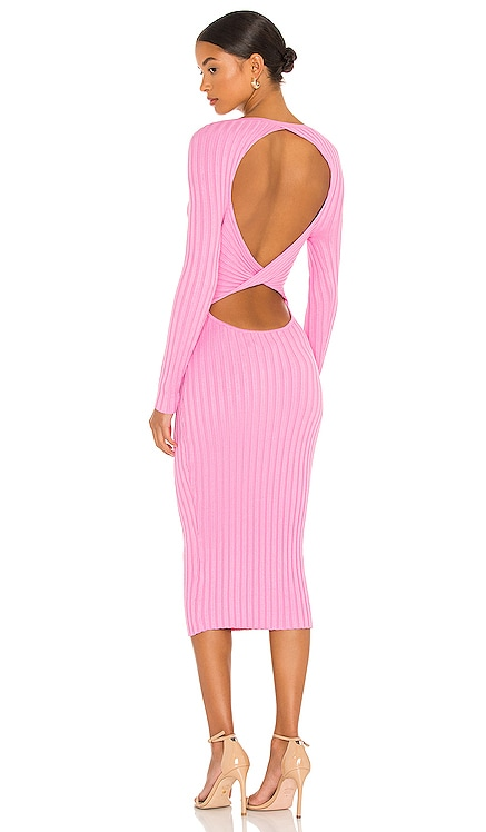 Laura Open Back Dress MORE TO COME $68 NEW