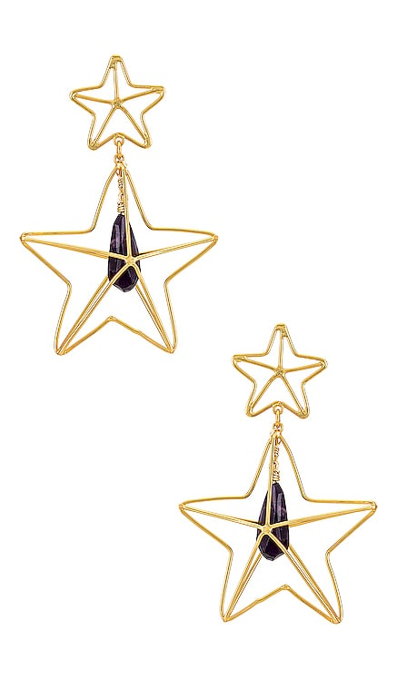 BOUCLES D'OREILLES BEAUTY STAR Mercedes Salazar $143