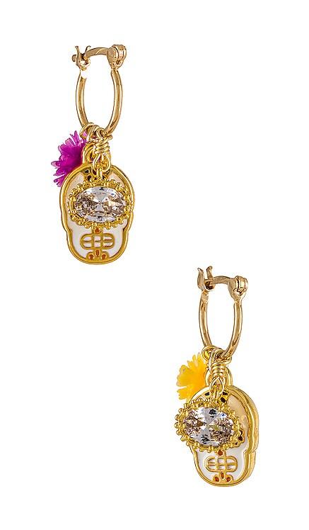Mini Calaquita Earrings Mercedes Salazar $31 NEW