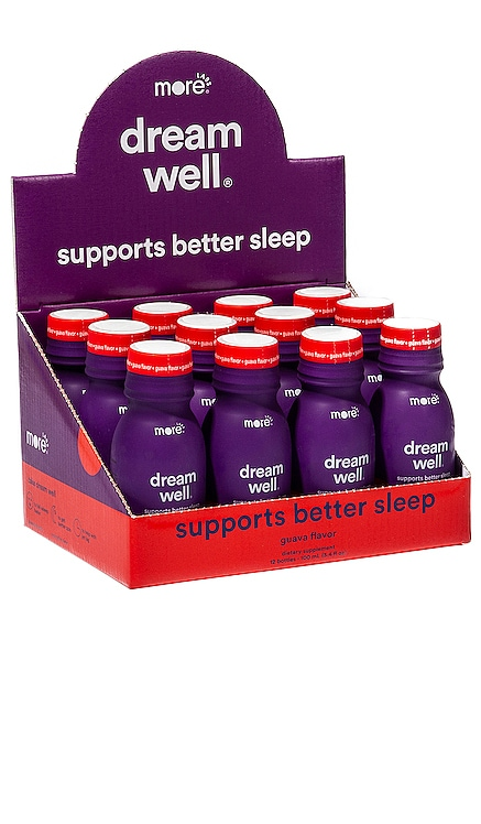 Dream Well Guava 12 Pack More Labs $35
