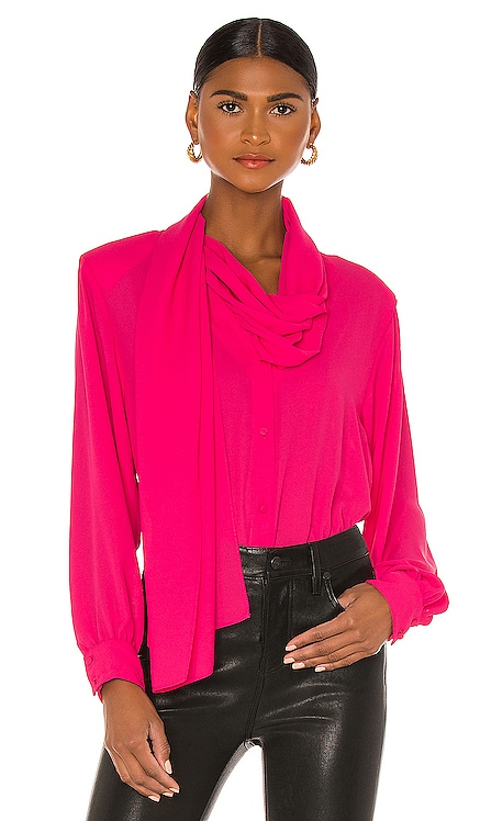 Scarf Blouse MSGM $340 NEW