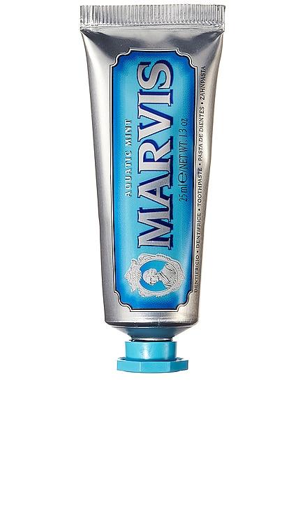 Travel Aquatic Mint Marvis $6 BEST SELLER