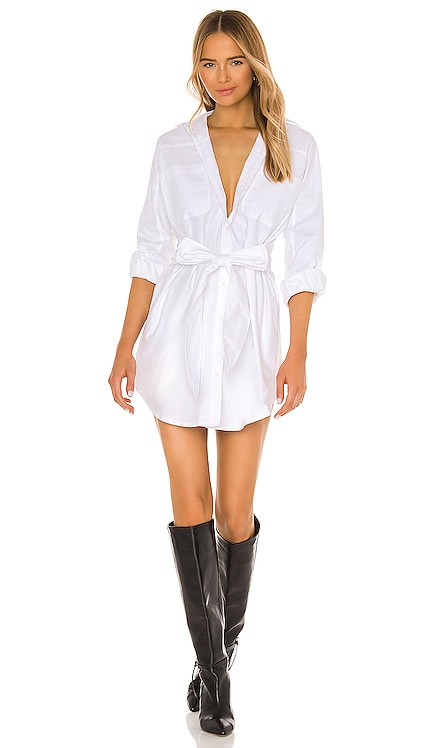 Emmerson Shirt Dress Marissa Webb $325