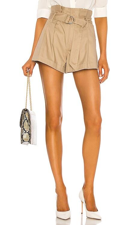Dixon Paper Bag Lightweight Canvas Short Marissa Webb $275