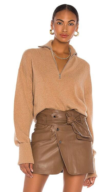 Wesley Boyfriend Front Zip Sweater Marissa Webb $498 BEST SELLER