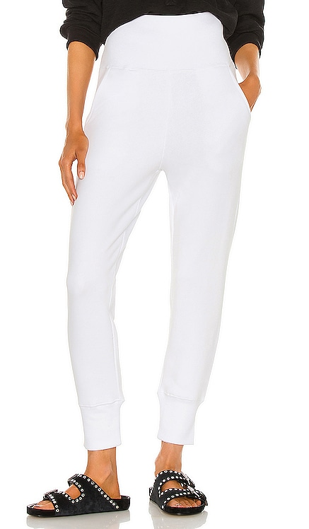 So High Waisted Sweatpants Marissa Webb $275 NEW