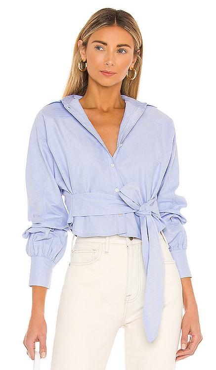 Emmerson Oxford Shirt Marissa Webb $275 NEW