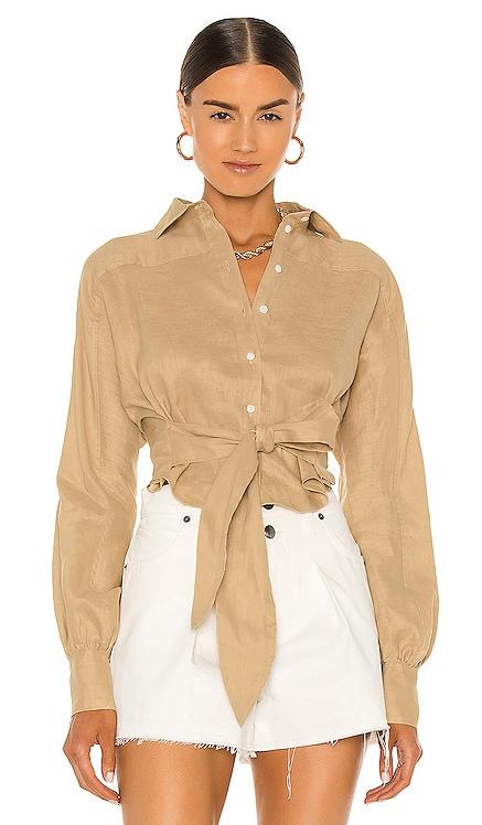 Emmerson Linen Shirt Marissa Webb $345