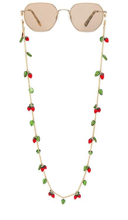 Strawberry Sunglass Chain my my my $38