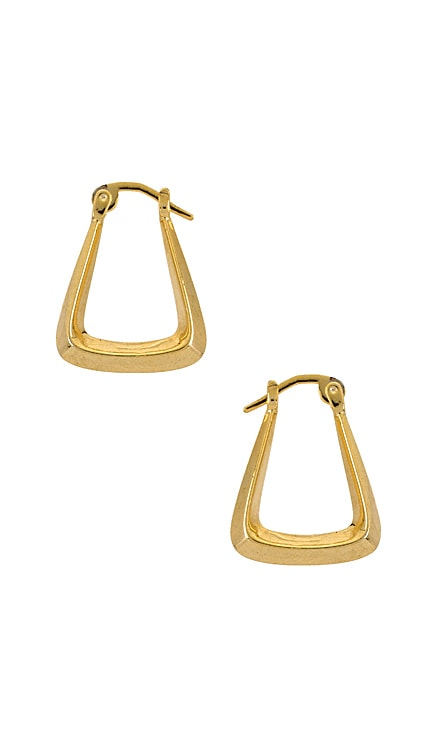 Gee Gee Stirrup Hoops Natalie B Jewelry $40 BEST SELLER
