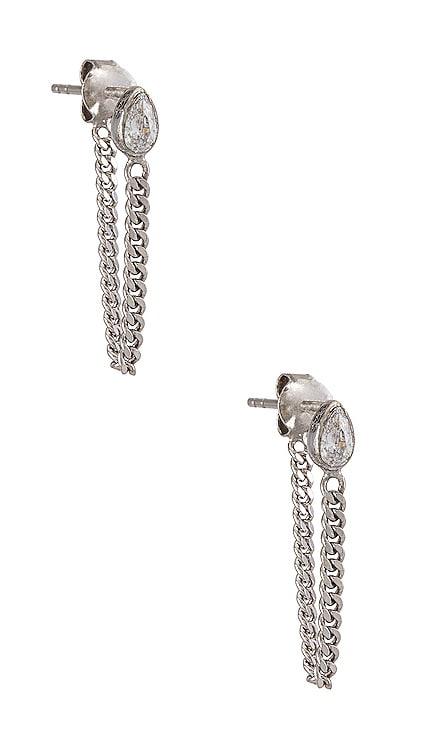BOUCLES D'OREILLES AVERY Natalie B Jewelry $51 NOUVEAU